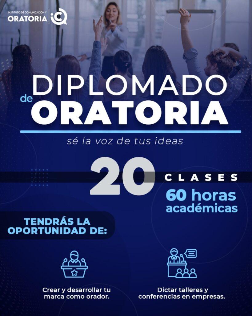 Diplomado de oratoria en valencia